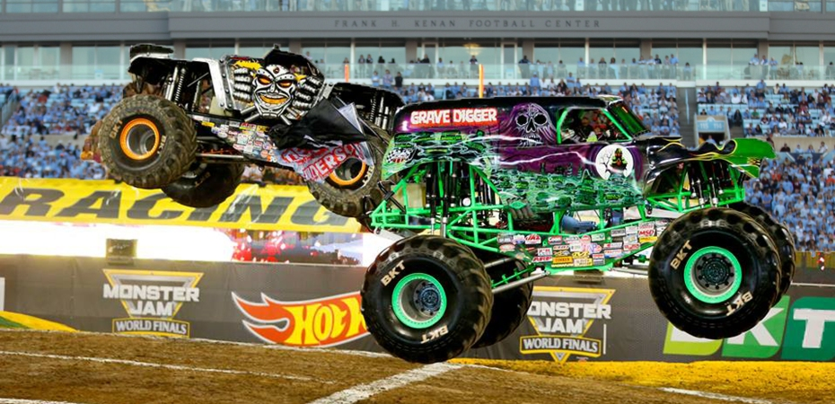 Improved Kenan Stadium to Host Monster Jam 2020 – The UNCLE